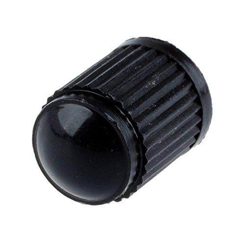 Ventilkappe – TOOGOO (R) 20pcs Kunststoff Fahrrad Ventil Staubkappen Auto Van Motorrad Reifen Schlaeuche Schwarz - 5