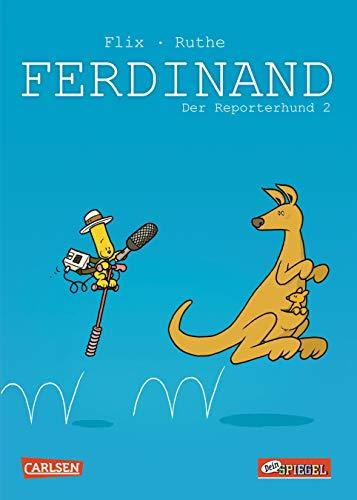 Ferdinand 2: Der Reporterhund (Kindercomic) (2)