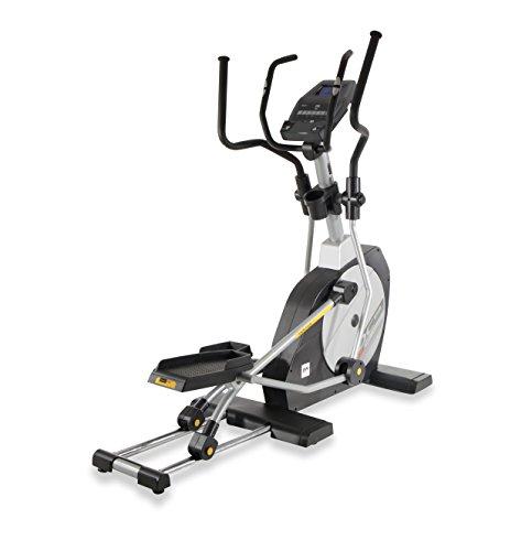 Bh Fitness i.FDC 20 Dual WG865N - Bicicletta ellittica - Magnetica - 5 Profili Personalizzabili