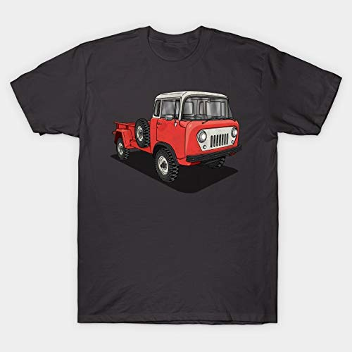 For Jeep Forward Control Fc-170 T-shirt Unisex Adults Shirt Birthday Girl Birthday Tee Women Graphic Tee Shirt