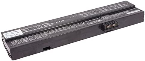 4400mAh 11.1V Battery Replacement Latest item for M145 Amilo Fujitsu-Siemens 70% OFF Outlet