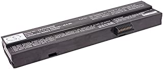 CameronSino Replacement Battery for Systemax Notebook/Laptop Pursuit 4025, Pursuit 4030, Pursuit N255II3