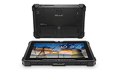 Dell Latitude 7212 Rugged Extreme Tablet, 11.6 inch FHD (1920x1080) Touch LCD, Intel Core i5-6300U, 8GB Ram, 128GB SSD, WiFi, GPS, Windows 10 Professional (Renewed)