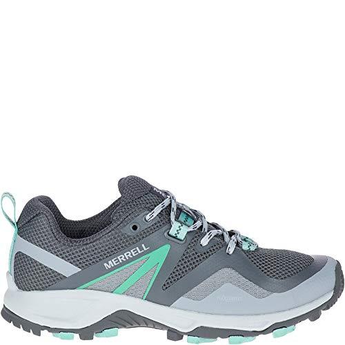 Merrell womens Mqm Flex 2 Hiking Shoe, Rock/Wave, 7.5 US