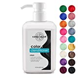 Keracolor Clenditioner ONYX Hair Dye - Semi Permanent Hair Color Depositing Conditioner, Cruelty-free, 12 Fl. Oz.
