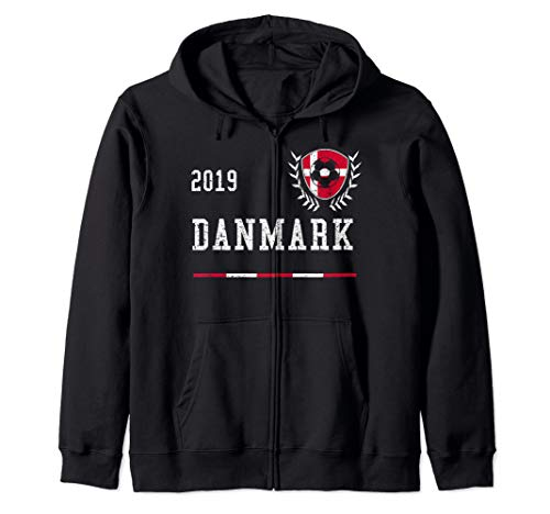 Denmark Football Jersey 2019 Danish Soccer Jersey Zip Hoodie