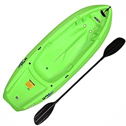 Review of Lifetime Youth Wave Kayak