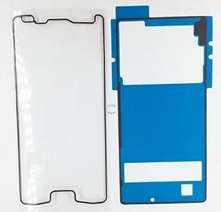 Xperia Z4 液晶パネル、背面パネル 専用 接着テープセット SO-03G SOV31 402SO対応 フロントパネル、バックパネル交換用シール [並行輸入品]
