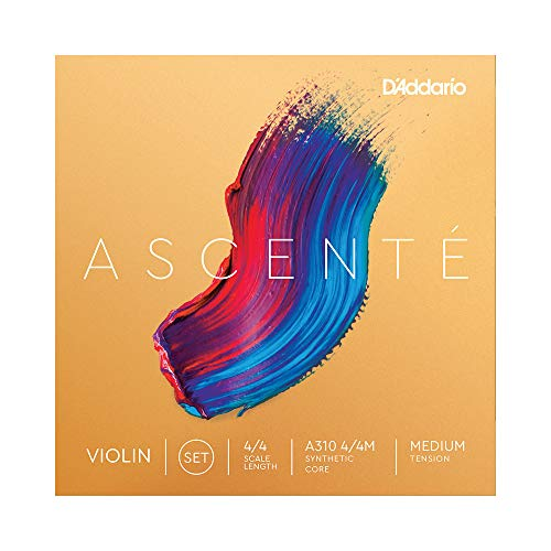 D'Addario Ascenté Geigensaite, mittlere Spannung 4/4 Scale
