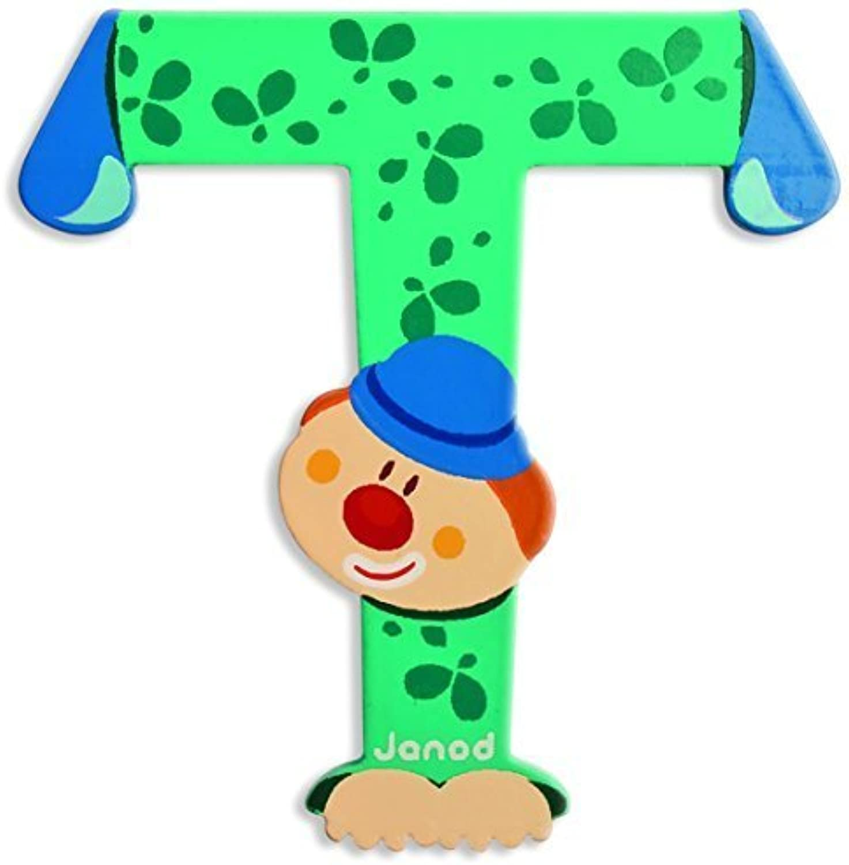 se descuenta Clown letter T by Janod Janod Janod  tienda de venta