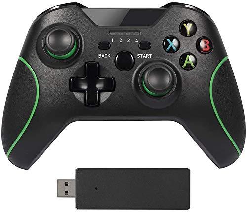 Mando inalámbrico para Xbox One, Cosaux FM08 Xbox, mando inalámbrico para PC, PS3, smartphone Android