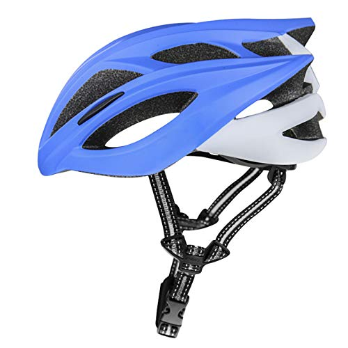 JICCH 1 Piezas Montaña Casco de Ciclismo Bicicleta Casco Casco de Ciclismo para Hombre,cómodo,Transpirable,para Bicicleta de Carretera,Totalmente Moldeado