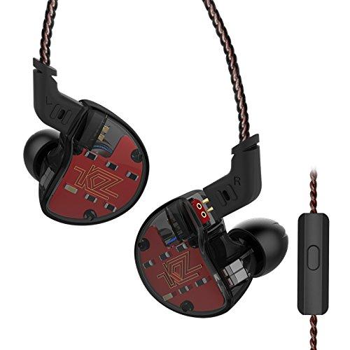 KZ ZS10 4BA with 1 Dynamic Hybrid 10 Driver In Ear Earphone