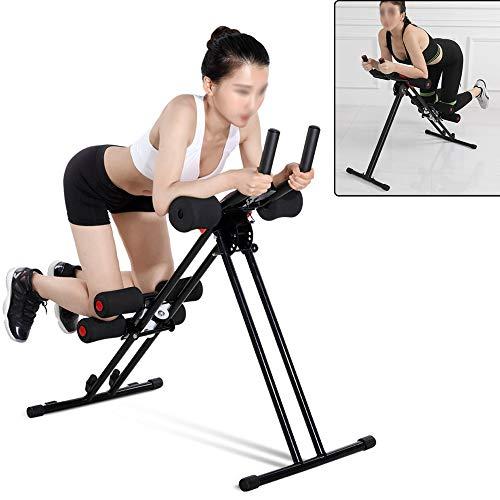 YORKING Bauchtrainer Rückentrainer Shaper Sportgerät Muskeltrainer für Seitliche Bauchmuskeln