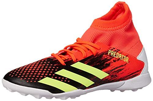 adidas Predator 20.3 Turf Soccer Shoe (mens) Black/Signal...