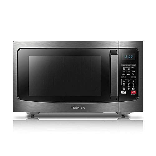Toshiba EC042A5C-BS Microwave oven, Black Stainless Steel