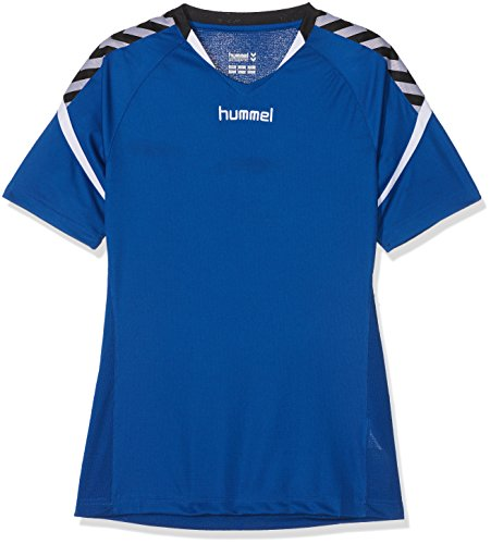 hummel Unisex Kinder AUTH. Charge SS Poly Jersey