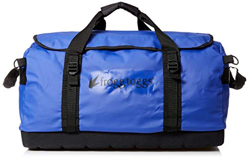 FROGG TOGGS tdb100–12PVC Plane Duffle Bag, blau