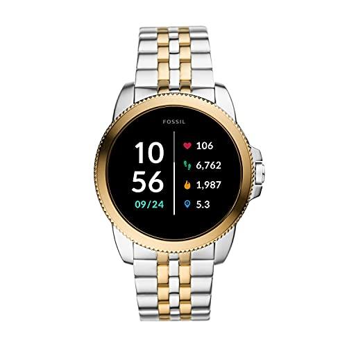 FOSSIL Gen 5E Multicolor Digital Smartwatch FTW4051