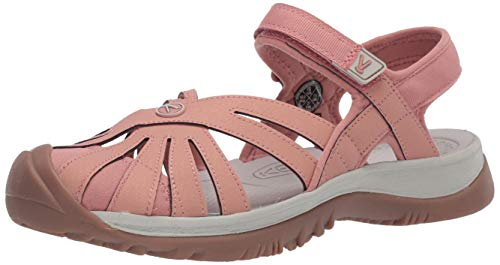 KEEN Women's Rose Sandal-W Sandal, Boysenberry/red Violet, 5 M US