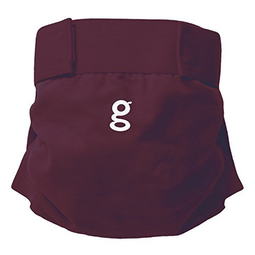 gDiapers gPants, Grecian Fig, Small by gDiapers