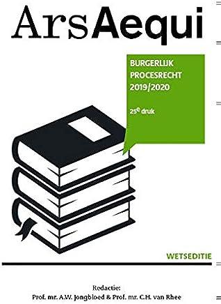 Burgerlijk Procesrecht 2019-2020
