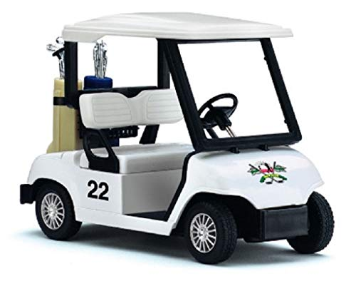 Kinsfun Pull Back Action Golf Cart