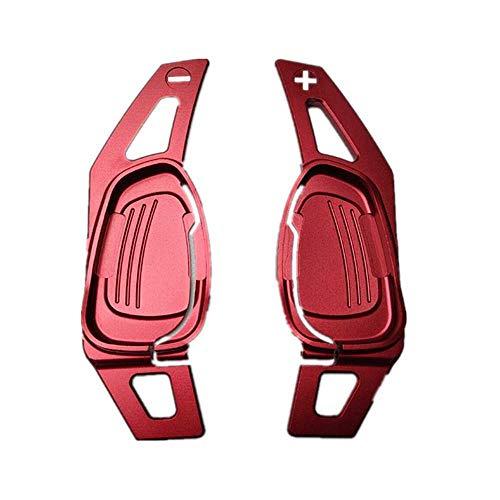 NIUASH Auto-Lenkrad-Schaltwippen, für Audi A5 S5 S3 S6 SQ5 RS3 RS6 RS7
