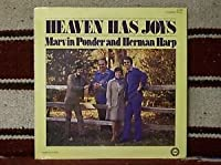 Marvin Ponder and Herman Harp (LP Record): Heaven Has Joys