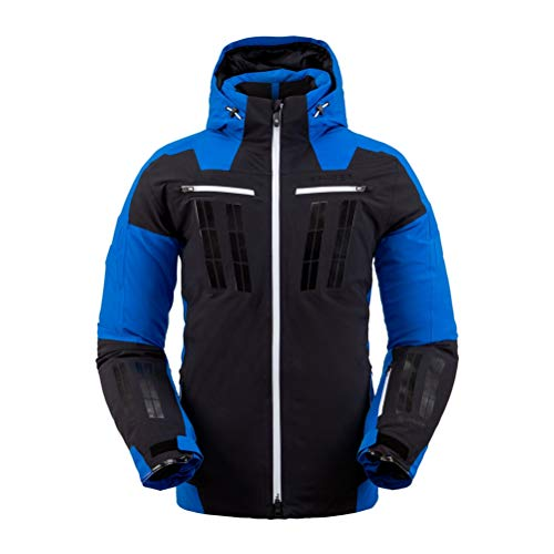 Spyder Herren Skijacke Monterosa GTX blau/schwarz (959) M