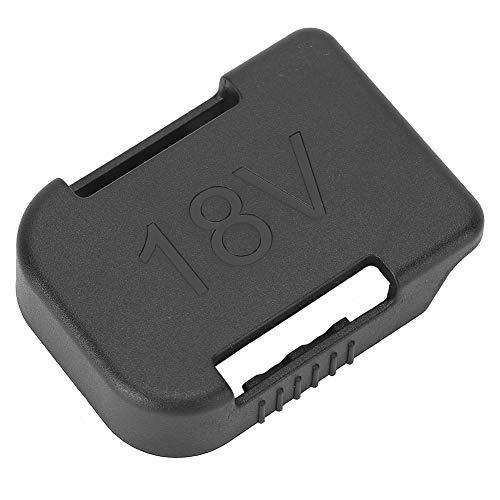 Compartimento para suporte de bateria de lítio, suporte de bateria para Makita, prateleira de plástico ABS de 18 V moldado por injeção para Makita