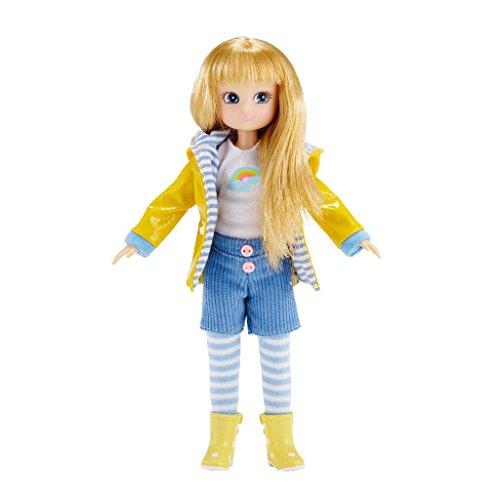 Lottie Puppe LT055 Muddy Puddles - Puppen Zubehör Kleidung Puppenhaus Spieleset - ab 3 Jahren
