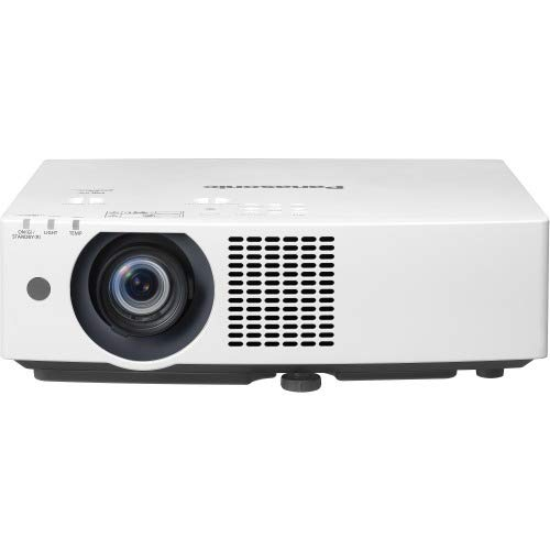 Panasonic PT-VMZ50 LCD Projector - 16:10 - White - 1920 x 1200 - Front, Ceiling - 1080p - 20000 Hour Normal ModeWUXGA - 3,000,000:1-5000 lm - HDMI -...