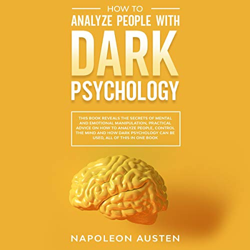Couverture de How to Analyze People with Dark Psychology