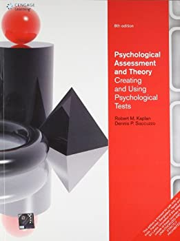 Psychological Assessment and Theory Creating and Using Psychological Tests 8131520765 Book Cover