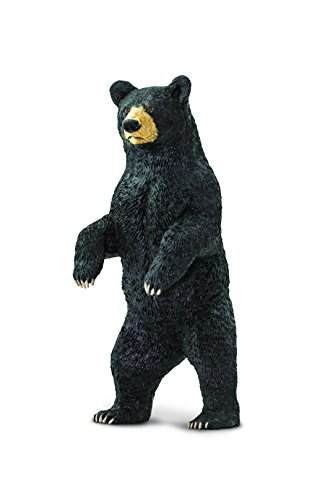 Safari Ltd Wild North American Wildlife Black Bear -  181629