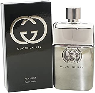 Guilty By Gucci EDT spray for Men, 3 Ounce