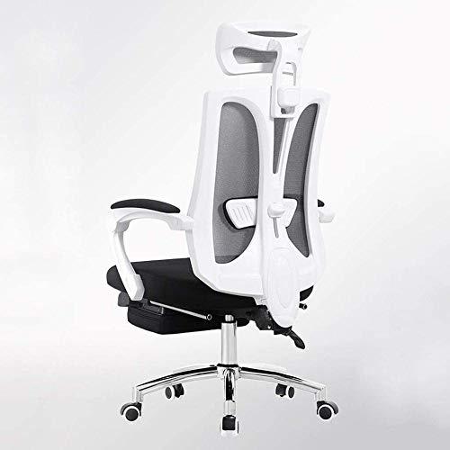 Bürostuhl Ergonomische Hebedrehstuhl Gaming Stuhl, Schreibtisch, Stuhl Computer-Stühle Nach Unterstützung 150 Liegen ° Sessel