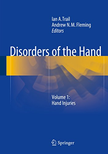 Disorders of the Hand: Volume 1: Hand Injuries (English Edition)
