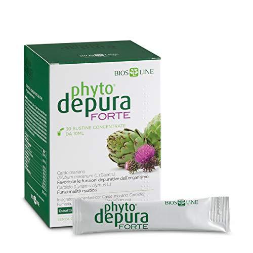 PHYTODEPURA FORTE 30 BUSTINE LIQUIDE DA 10 ml