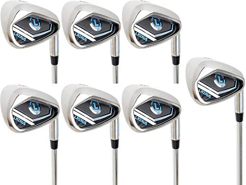 LAZRUS Premium Golf Irons Set for Men (4,5,6,7,8,9)...