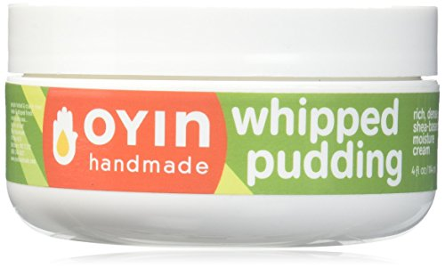 oyin handgefertigt Schlagsahne Pudding, Kopf Dicht Shea Creme