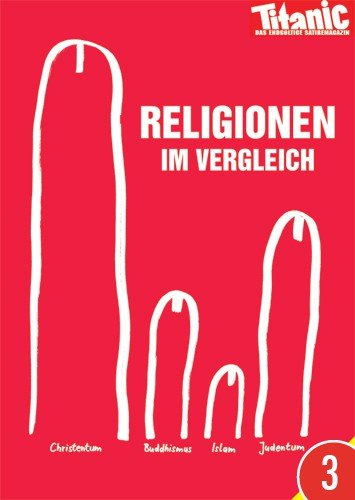 3er-Pack: Postkarte A6 +++ TITANIC von modern times +++ RELIGIONEN IM VERGLEICH 200603 +++ ARTCONCEPT  TITANIC, Hintner