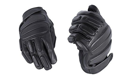 TacFirst Einsatzhandschuh SEK 1 Handschuhe, Schwarz, XL