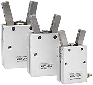 Carus Tool SMC MHC2-20D Pneumatic Cylinder Double Acting Bore size20,Gripping Moment 0.7