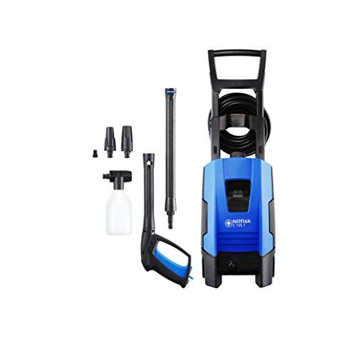 Nilfisk C135 bar C135.1 -8 Nettoyeur Haute Pression pour Usage Domestique, Extérieur, Lave-Auto et...