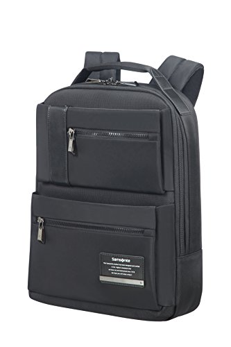 SAMSONITE Openroad - Backpack Slim for 13.3' Laptop 0.8 KG Casual Daypack, 37 cm, 11 liters, Black (Jet Black)