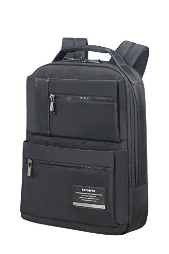 Samsonite Openroad 13.3 Pollici Zaino Porta PC, 37 cm, 11 L, Nero (Jet Black)