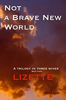 Not a Brave New World - Lizette: A trilogy in three wives