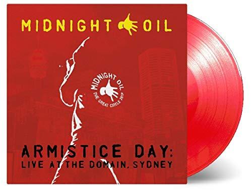Armistice Day: Live at the Domain (Ltd Red Vinyl) [Vinyl LP]